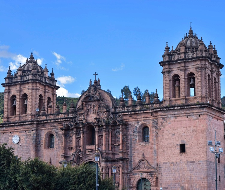 Cathedral - Touring the City of Cusco - www.afternoonstroll.com