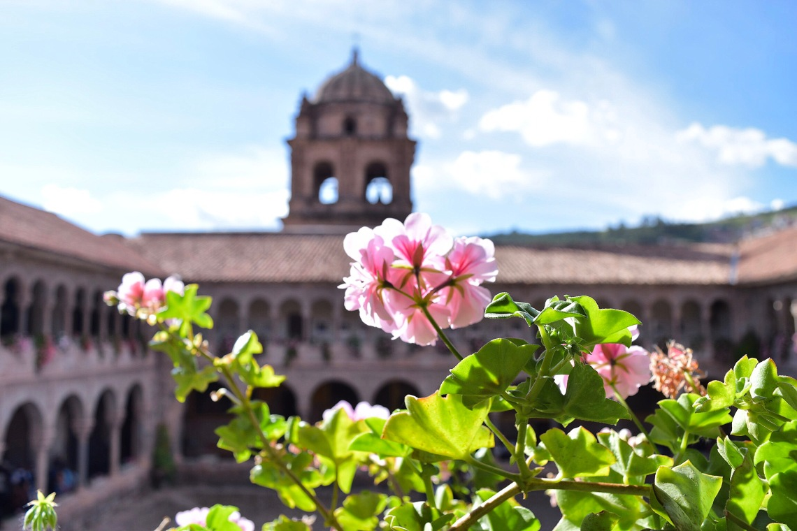 Touring the City of Cusco - Follow my blog! www.afternoonstroll.com
