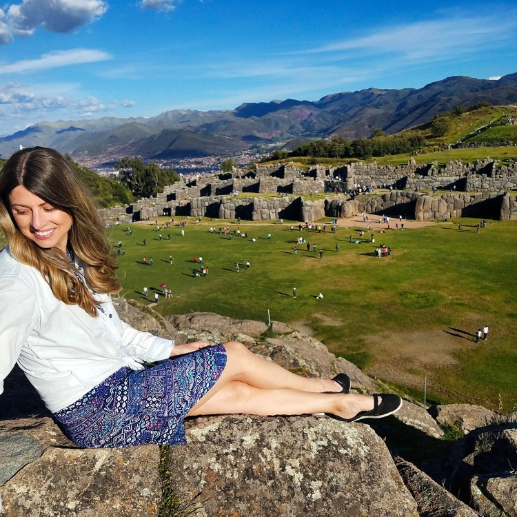 Sacsayhuaman - Touring the City of Cusco - www.afternoonstroll.com