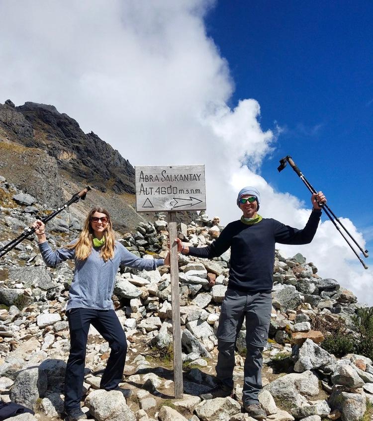 Salkantay Pass - Inside the Salkantay Trek to Machu Picchu - www.afternoonstroll.com