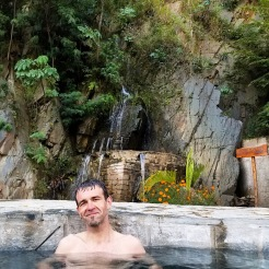 Hot Springs - Inside the Salkantay Trek to Machu Picchu - www.afternoonstroll.com
