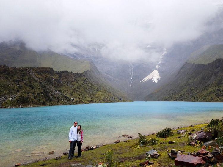 Humantay Lake - Inside the Salkantay Trek to Machu Picchu - www.afternoonstroll.com