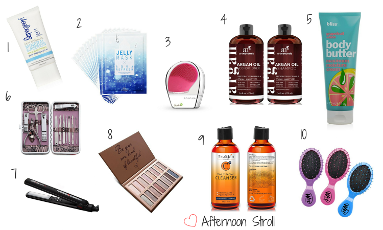 Amazon Prime Day Beauty Travel Essentials | afternoonstroll.com