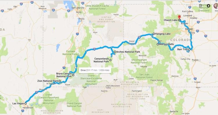Ultimate Summer Road Trip: Week 2 | afternoonstroll.com