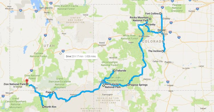 Ultimate Summer Road Trip: Week 1   afternoonstroll.com